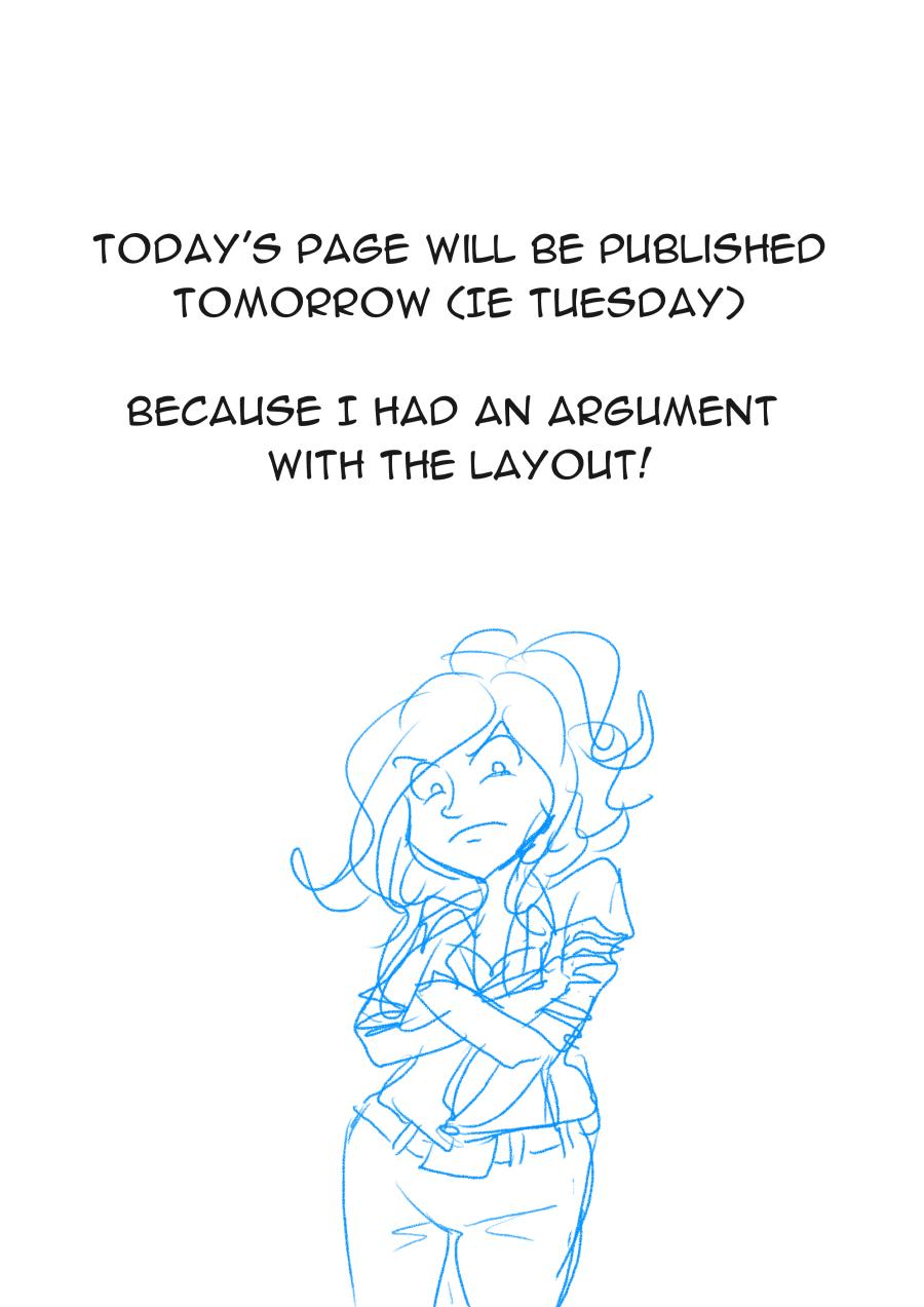 Page tomorrow!